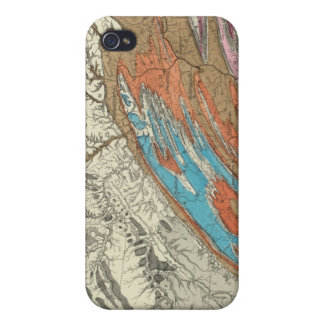 Penn geological formations iPhone 4 cover