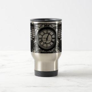Penn Station New York Magic Lantern Slide Vintage Mug
