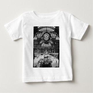 Penn Station New York Magic Lantern Slide Vintage Tee Shirts