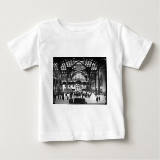 Penn Station NYC 1910 Magic Lantern Slide T Shirts