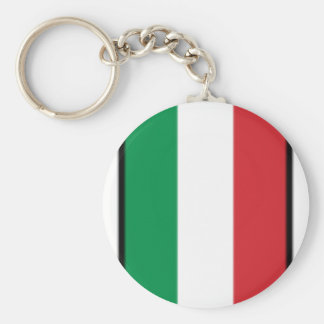 Pennant Of Italy Italy flag Keychains