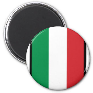 Pennant Of Italy, Italy flag Refrigerator Magnet