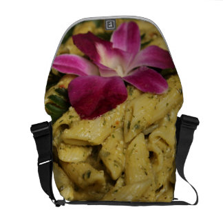 Penne Pasta Dish Courier Bags