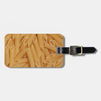 Penne Pasta Luggage Tag