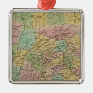 Pennsylvania 10 christmas ornament