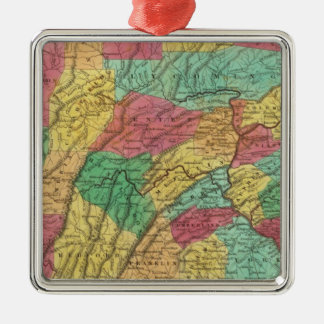 Pennsylvania 11 christmas ornament