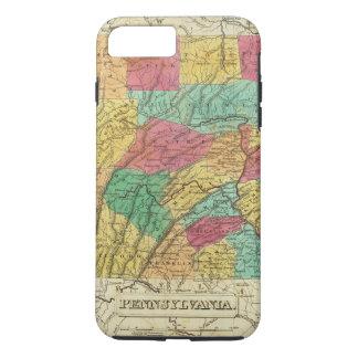 Pennsylvania 11 iPhone 8 plus/7 plus case