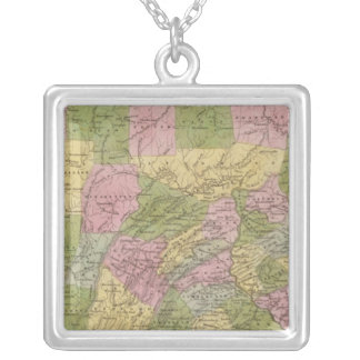 Pennsylvania 11 silver plated necklace