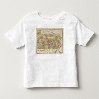 Pennsylvania 11 toddler T-Shirt