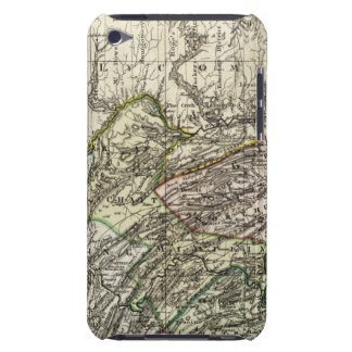 Pennsylvania 12 iPod touch Case-Mate case