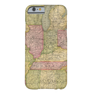Pennsylvania 6 barely there iPhone 6 case