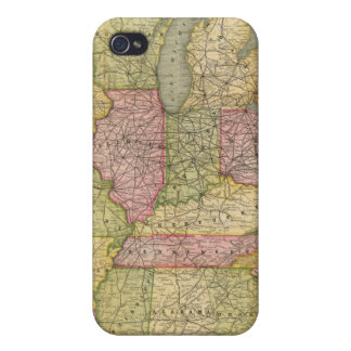 Pennsylvania 6 case for iPhone 4