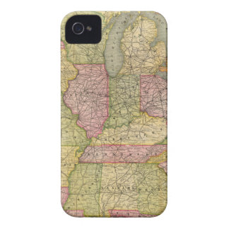 Pennsylvania 6 iPhone 4 covers