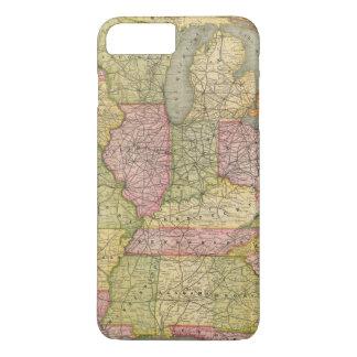 Pennsylvania 6 iPhone 8 plus/7 plus case