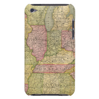 Pennsylvania 6 iPod touch covers