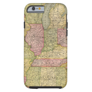 Pennsylvania 6 tough iPhone 6 case