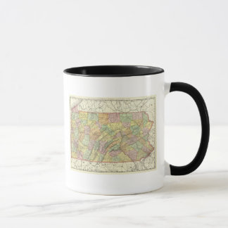 Pennsylvania 8 mug