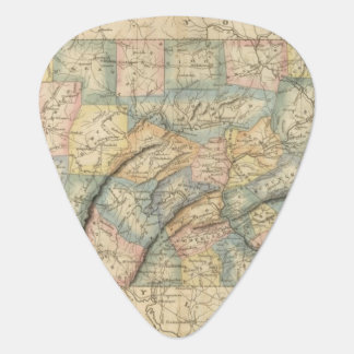 Pennsylvania 8 plectrum