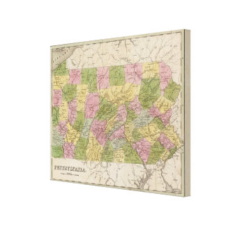 Pennsylvania 9 canvas print