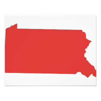 Pennsylvania -a RED state Invites