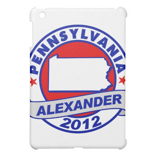 Pennsylvania Alexander Case For The iPad Mini
