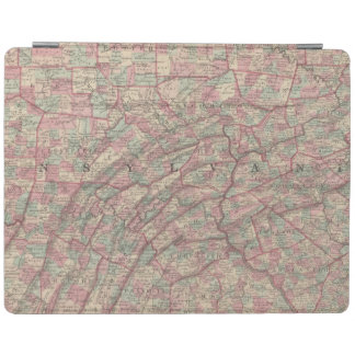 Pennsylvania and New Jersey 2 iPad Cover