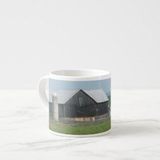 Pennsylvania Barn Espresso Mug