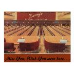 Pennsylvania, Berry's Bowling, Erie Postcards