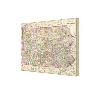 Pennsylvania Canvas Print