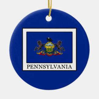 Pennsylvania Christmas Ornament