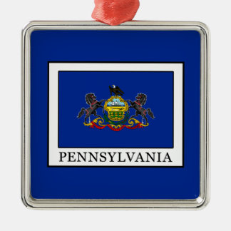 Pennsylvania Christmas Ornament