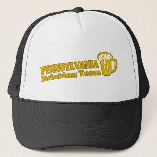 Pennsylvania Drinking Team t shirts Trucker Hat