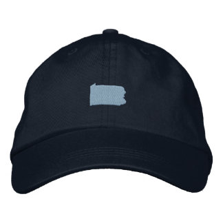 Pennsylvania Embroidered Hat