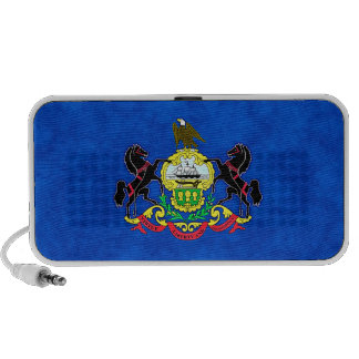 PENNSYLVANIA FLAG MP3 SPEAKERS