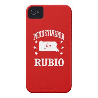 PENNSYLVANIA FOR RUBIO iPhone 4 Case-Mate CASE