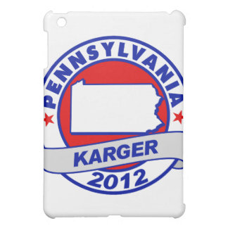 Pennsylvania Fred Karger Cover For The iPad Mini