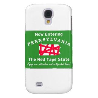 Pennsylvania Galaxy S4 Case