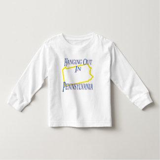Pennsylvania - Hanging Out Toddler T-Shirt