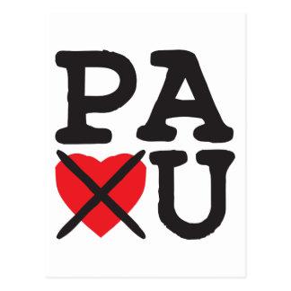 Pennsylvania Hates You Postcard