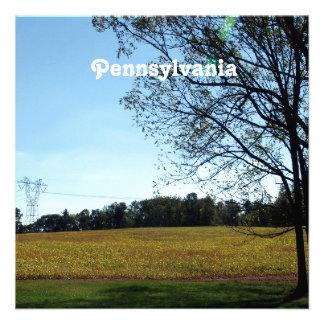 Pennsylvania Invite