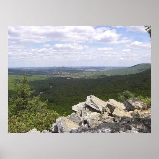 Pennsylvania Landscape Poster