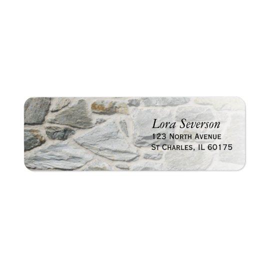 Pennsylvania Limestone Return Address Labels