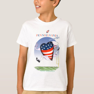 pennsylvania loud and proud, tony fernandes T-Shirt