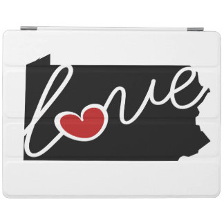 Pennsylvania Love!  Gifts for PA Lovers iPad Cover