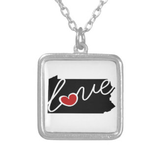 Pennsylvania Love!  Gifts for PA Lovers Jewelry