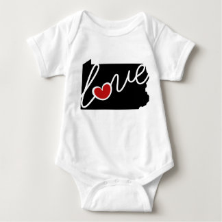 Pennsylvania Love!  Gifts for PA Lovers Tshirts