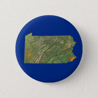 Pennsylvania Map Button