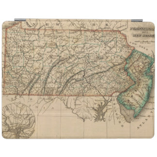 Pennsylvania, New Jersey iPad Cover