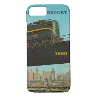 Pennsylvania Railroad Annual Report iPhone 7 Case