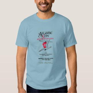 Pennsylvania Railroad Atlantic City Service 1904 Shirt